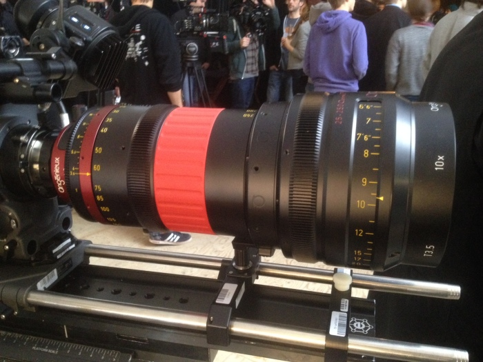 The legendary 10:1 Optimo is getting a successor. Same T-stop, focal range with everything else improved.