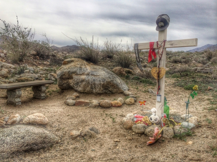 iPhone 5S. Native American burial site.